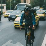 vélo et voitures
